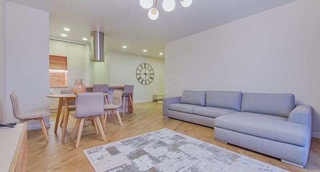 Appartement chaises contemporain