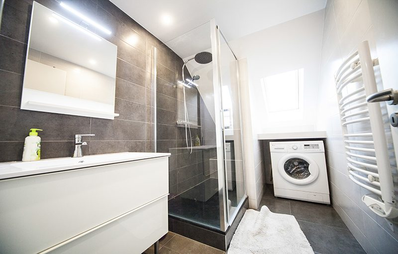 Nouvelle salle de bain rénovation Alsace