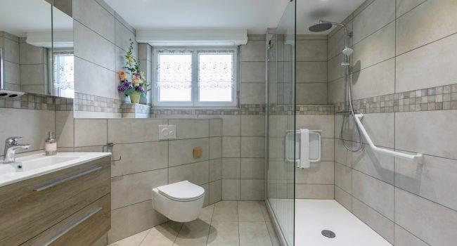 Rénovation salle de bain, douche et wc, Strasbourg