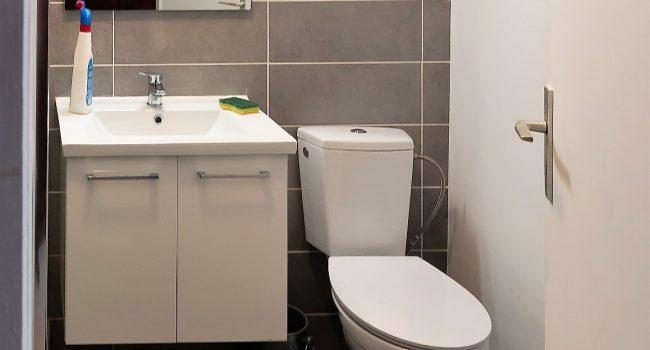 Rénovation wc salle de bain