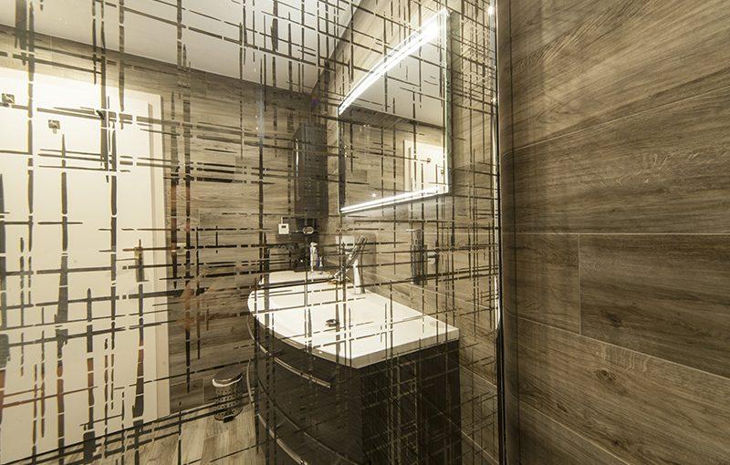 Rénovation douche sdb lavabo