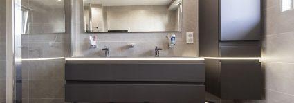 Salle de bain rénovée Bas-Rhin