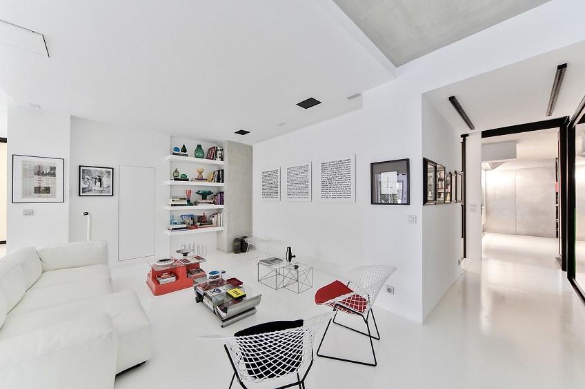 transformer appartement en loft